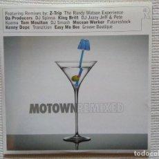 Discos de vinilo: VARIOUS - '' MOTOWN REMIXED '' 3 LP + INNER 2005 EU JACKSON 5 SUPREMES MARVIN GAYE ETC. Lote 103117287
