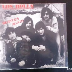 Discos de vinilo: LP LOS ROLLS VOL. 2 BEATLES AGAIN HISTORIA DE LA MÚSICA POP ESPAÑOLA Nº 90 POP ROCK ESPAÑA 60'S. Lote 103118635