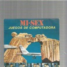 Discos de vinilo: MI-SEX. Lote 103122019