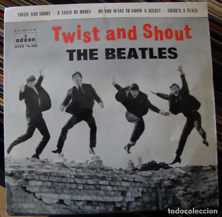 THE BEATLES (Música - Discos - Singles Vinilo - Pop - Rock Extranjero de los 50 y 60)