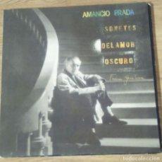 Discos de vinilo: DISVO VINILO.AMANCIO PRADA. Lote 103155299