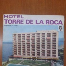 Discos de vinilo: JAIME POCOVI Y SU ORQUESTA - HOTEL TORRE DE LA ROCA, EP, DAME AMOR - A SPANISH LOUNGE. Lote 103179427