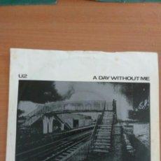 Discos de vinilo: U2 A DAY WITHOUT ME. EDICION UK. Lote 103187451