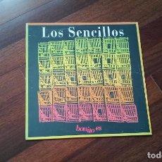 Discos de vinilo: LOS SENCILLOS-BONITO ES.MAXI. Lote 122956131