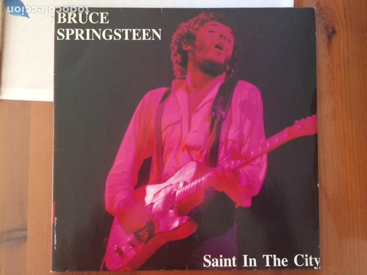 BRUCE SPRINGSTEEN LP PIRATA (Música - Discos - LP Vinilo - Rock & Roll)