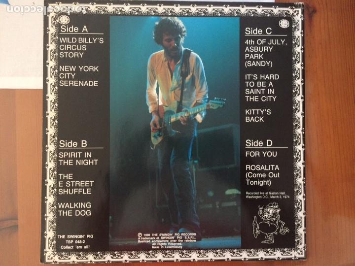 Discos de vinilo: Bruce Springsteen lp pirata - Foto 2 - 103192292