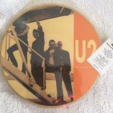Discos de vinilo: U2 PICTURE DISC. Lote 103192435