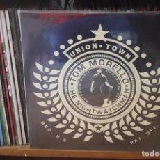 Discos de vinilo: TOM MORELLO, UNIÓN TOM, NUEVO.. Lote 103198791