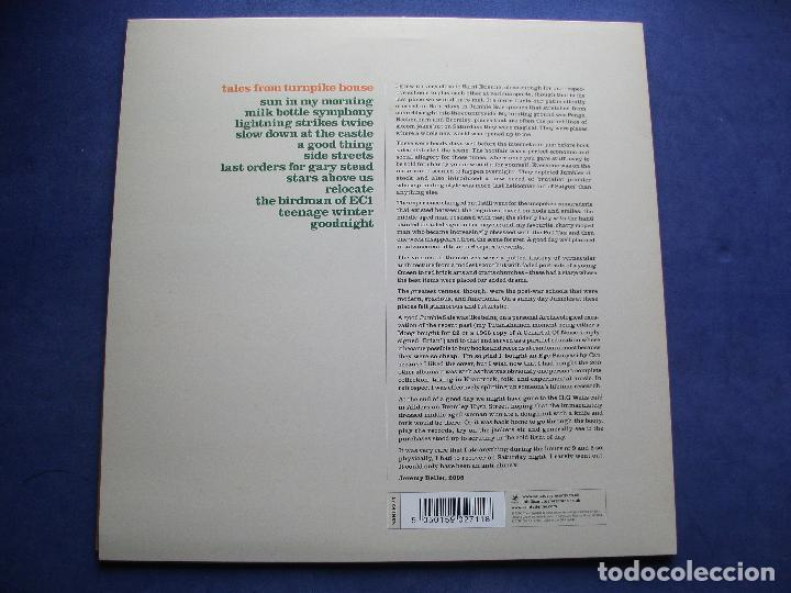 Discos de vinilo: SAINT ETIENNE TALES FROM TURNPIKE HOUSE lp uk 2005 PEPETO TOP - Foto 2 - 103204695