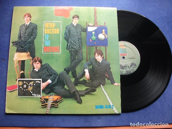 THE MOTIONS INTRODUCTION THE MOTIONS LP HOLANDA 2001 PEPETO TOP (Música - Discos - LP Vinilo - Pop - Rock Internacional de los 90 a la actualidad)