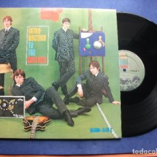 Discos de vinilo: THE MOTIONS INTRODUCTION THE MOTIONS LP HOLANDA 2001 PEPETO TOP. Lote 103205495