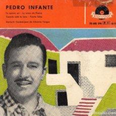 Discos de vinilo: PEDRO INFANTE - EP 1959.. Lote 103207527