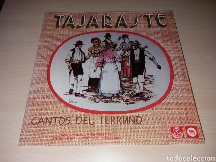TAJARASTE - CANTOS DEL TERRUÑO (Música - Discos - Singles Vinilo - Otros estilos)