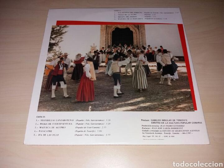 Discos de vinilo: TAJARASTE - CANTOS DEL TERRUÑO - Foto 3 - 103213902