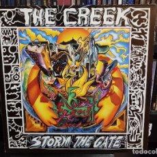 Discos de vinilo: THE CREEK - STORM THE GATE. Lote 103229347