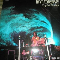 Discos de vinilo: TIM BLAKE - CRYSTAL MACHINE LP - ORIGINAL ESPAÑOL - EGG RECORDS 1978 - STEREO -. Lote 103241555