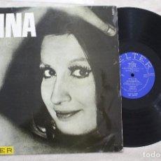 Discos de vinilo: MINA LP VINYL MADE IN SPAIN BELTER 1964. Lote 103244191
