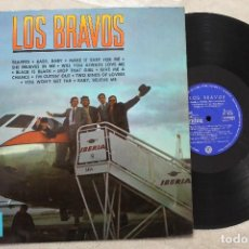 Discos de vinilo: LOS BRAVOS LP VINILO MADE IN SPAIN 1966. Lote 103245175