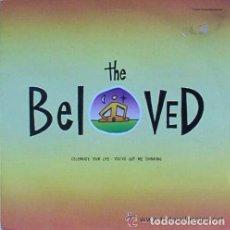 Discos de vinilo: THE BELOVED – CELEBRATE YOUR LIFE / YOU'VE GOT ME THINKING - MAXI-SINGLE UK 1993 . Lote 103276263