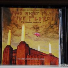 Discos de vinilo: PINK FLOYD, PIGS NIGHT FLY, FOR CHAMBER ORCHESTRA. CLEAR VINILO, LP. Lote 103280651