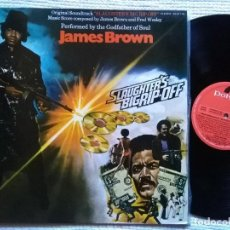 Discos de vinilo: JAMES BROWN - '' SLAUGHTER'S BIG RIP-OFF '' LP ORIGINAL SPAIN 1973. Lote 103283491