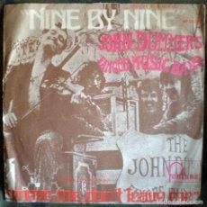 Discos de vinilo: JOHN DUMMER'S FAMOUS MUSIC BAND – NINE BY NINE = NUEVE POR NUEVE 1971 BLUES ROCK . Lote 103310979