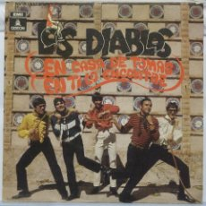 Discos de vinilo: LOS DIABLOS. Lote 103301588