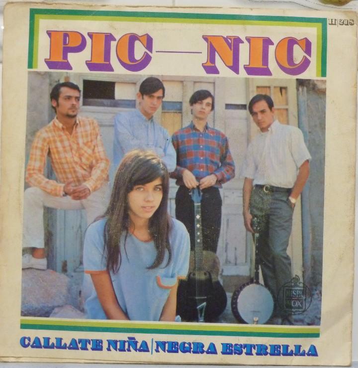 PIC-NIC (Música - Discos - Singles Vinilo - Grupos Españoles 50 y 60)
