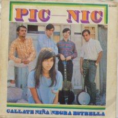 Discos de vinilo: PIC-NIC. Lote 103301592