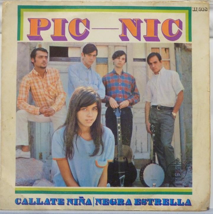 Discos de vinilo: PIC-NIC - Foto 2 - 103301592