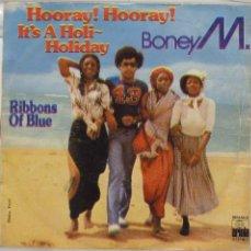 Discos de vinilo: BONEY M. Lote 103301620