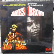 Discos de vinil: JAMES BROWN - BLACK CAESAR (LP, ALBUM). Lote 103326459