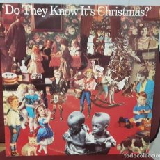 Discos de vinilo: BAND AID-BEATLES - DO THEY KNOW IT'S CHRISTMAS-MAXISINGLE-UK-PAUL MCCARTNEY-STING-GEORGE MICHAEL. Lote 103331011