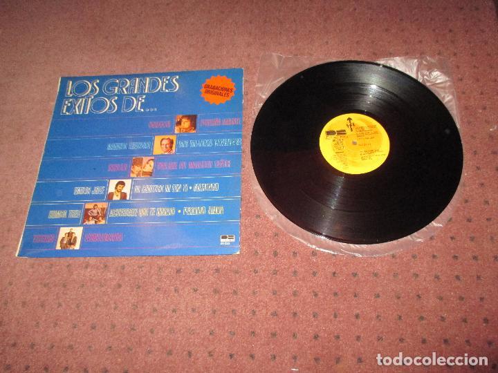 LOS GRANDES EXITOS DE - VARIOS ARTISTAS - SPAIN - BELTER - P - (Música - Discos - LP Vinilo - Grupos Españoles de los 70 y 80)