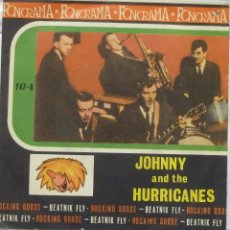 Dischi in vinile: JOHNNY AND THE HURRICANES. Lote 103301022