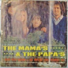 Discos de vinilo: THE MAMA'S AND THE PAPA'S. Lote 103301090