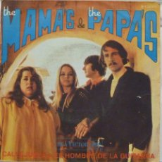 Discos de vinilo: THE MAMA'S AND THE PAPA'S. Lote 103301098