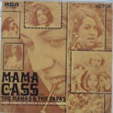 Discos de vinilo: MAMA CASS & THE MAMA'S AND THE PAPA'S. Lote 103301106