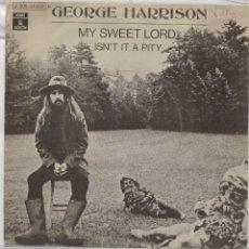 Discos de vinilo: GEORGE HARRISON - MY SWEET LORD. Lote 165138401
