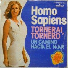 Discos de vinilo: HOMO SAPIENS. Lote 103301295