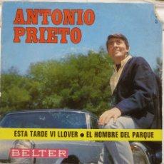 Discos de vinilo: ANTONIO PRIETO. Lote 103301387