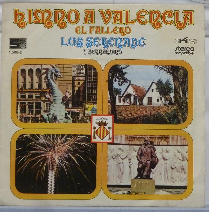 LOS SERENADE Y BERNARDINO (Música - Discos - Singles Vinilo - Grupos Españoles 50 y 60)