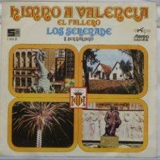 Dischi in vinile: LOS SERENADE Y BERNARDINO. Lote 103301403