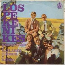 Discos de vinilo: LOS PEKENIKES. Lote 103301431