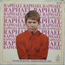 Discos de vinilo: RAPHAEL. Lote 103301443