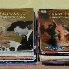 Discos de vinilo: FLAMENCO-CANCIÓN ESPAÑOLA / LOTE 42 LP .. Lote 106839586