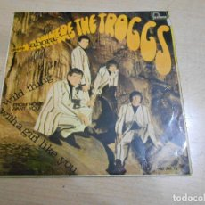 Discos de vinilo: EP THE TROGGS (WILD THING / FROM HOME / WITHY A GIRL LIKE YOU / I WANT YOU (FONTANA-1966). Lote 103353811