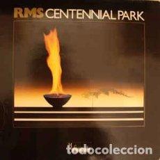 Discos de vinilo: RMS (4) - CENTENNIAL PARK (LP, ALBUM) LABEL:MMC (2) CAT#: MMC 004 . Lote 103363343