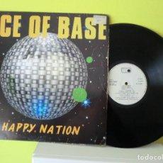 Discos de vinilo: ACE OF BASE ,( HAPPY NATION ) 1993 MAXI SINGLE,LOTE 240. Lote 103372307