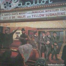 Discos de vinilo: VINILO THE BEATLES REEL MUSIC EMI 1982. Lote 103381055